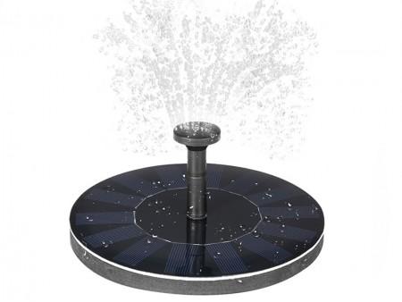 Фонтан на солнечной батарее (13/16 см)