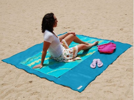Пляжный коврик