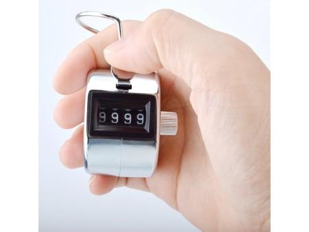 Механический ручной счетчик кликер