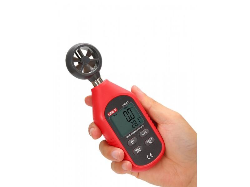 Анемометр UT363