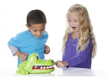 Крокодил-дантист