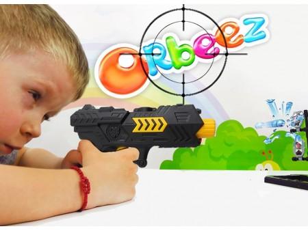 Пистолет стреляющий шариками орбис