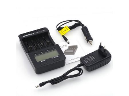 Универсальное зарядное устройство Liitokala Lii 500