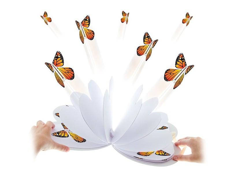 Летающая бабочка Magic flyer
