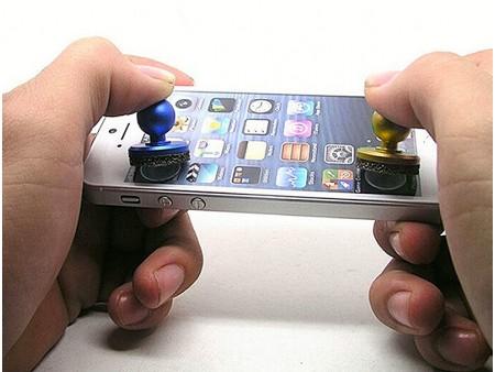 Джойстик на присоске для смартфона