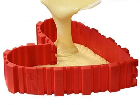 Универсальная форма для выпечки Bake Snake