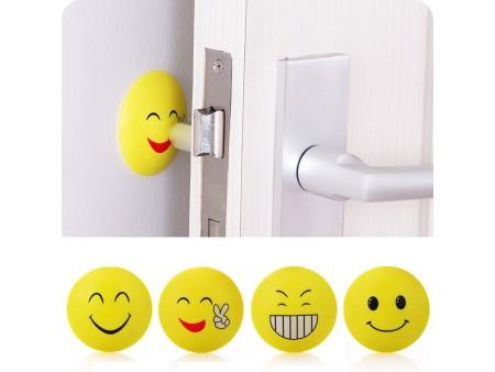 Противоударные защитные накладки на дверь