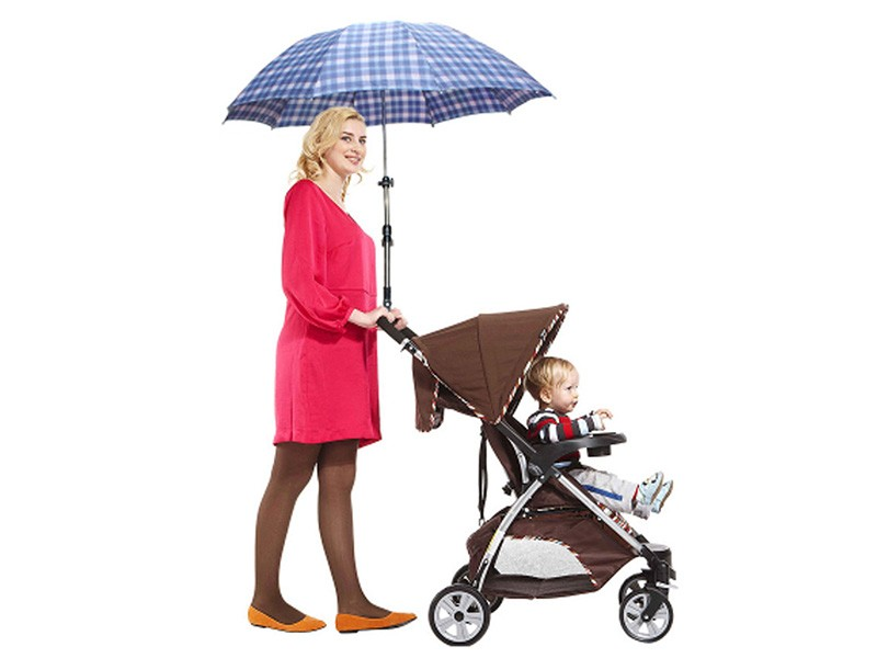 Держатель зонта на коляску