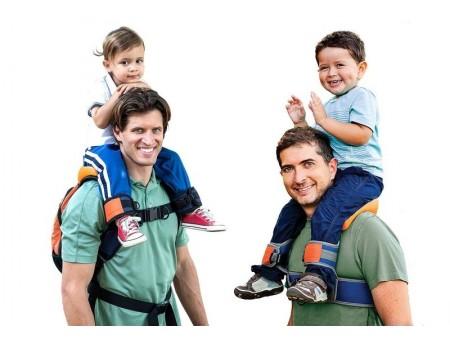 Переноска детей на плечах Saddle Baby