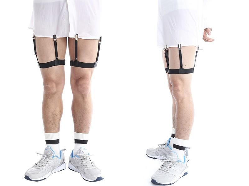 Подтяжки для рубашки под брюки