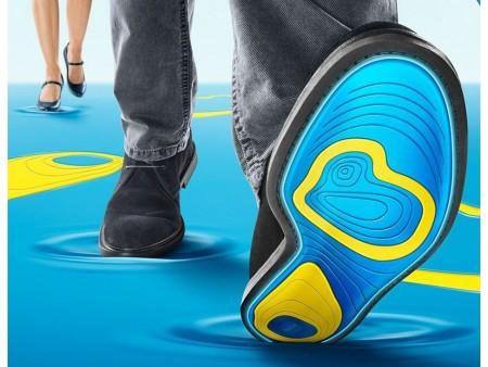 Силиконовые стельки для обуви Шоль
