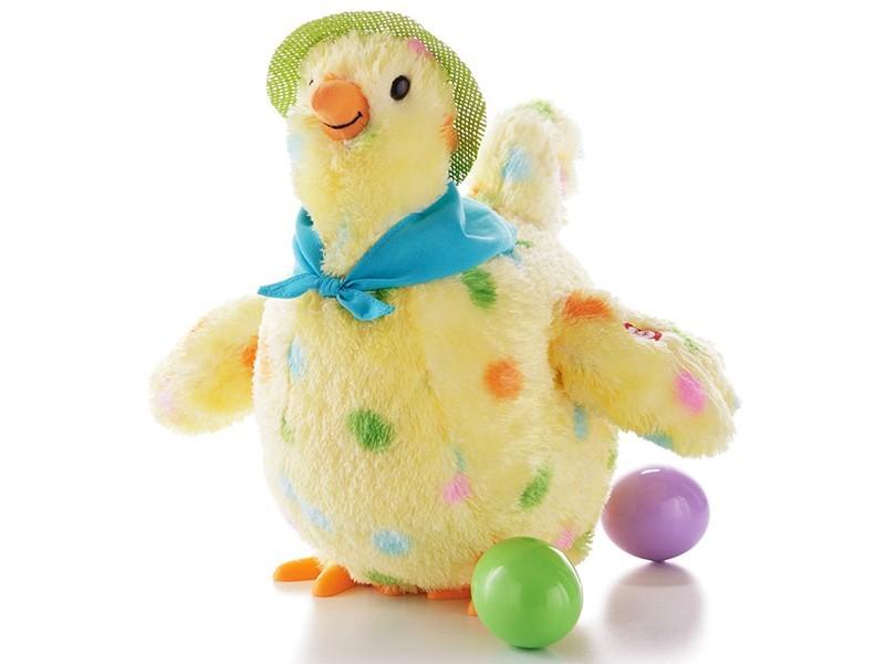 """Игрушка """"Курица, несущая яйца"""""""