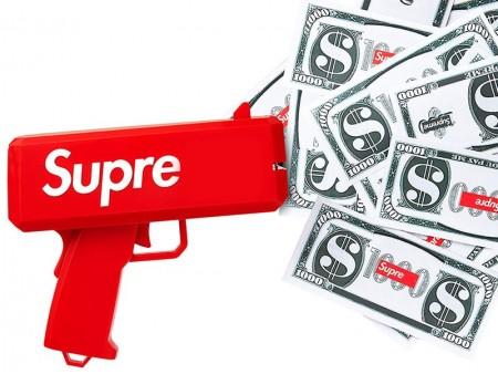 Пистолет для денег Supre (Money Gun)