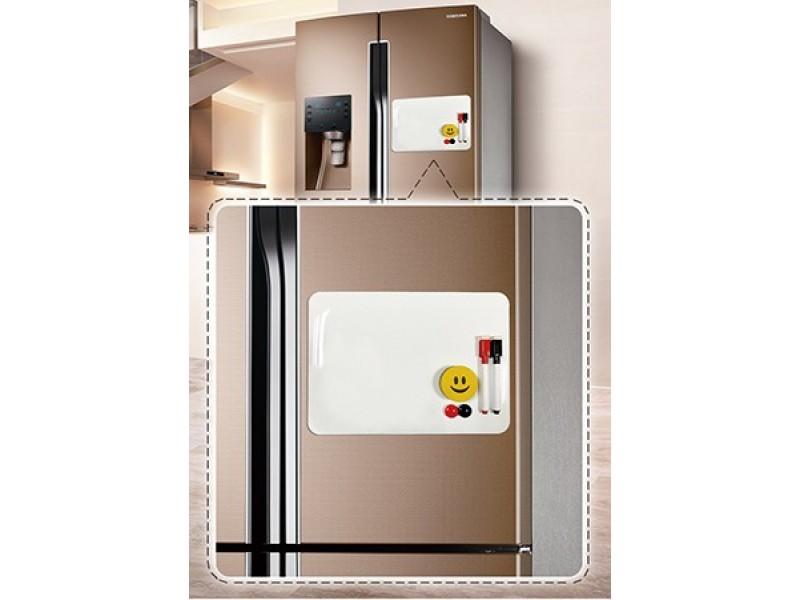 Магнитно-маркерная доска на холодильник