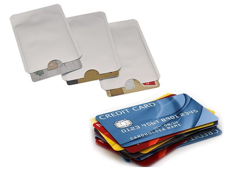 RFID протектор для карт