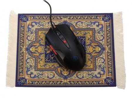 Коврик для мыши в виде персидского ковра