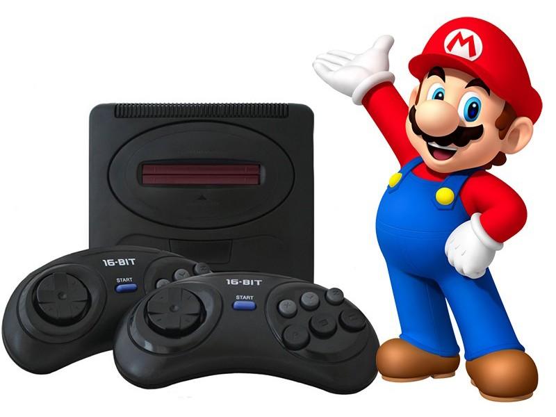 Сега Мегадрайв 2 (Sega Mega Drive 2)
