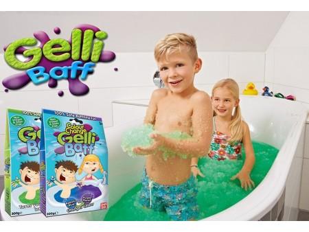 Джелли Бафф (Gelli Baff) для ванной