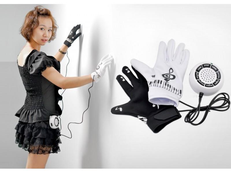 Музыкальные перчатки Electric Piano Gloves