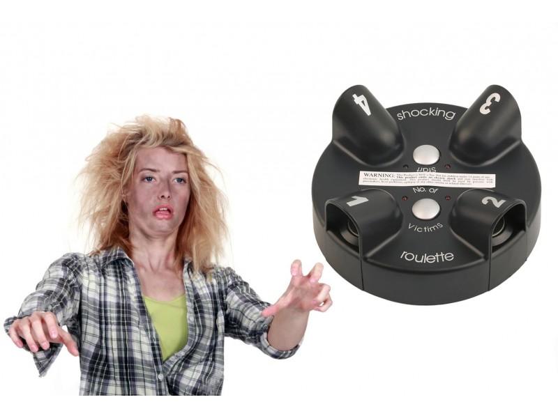 Рулетка-электрошокер