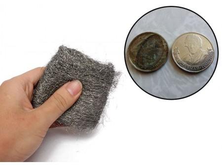 Стальная вата Steel wool 0000