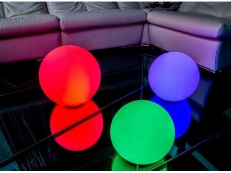 Светящийся светильник-шар