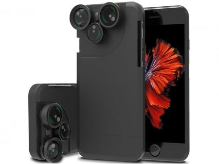 Чехол - объектив для iPhone