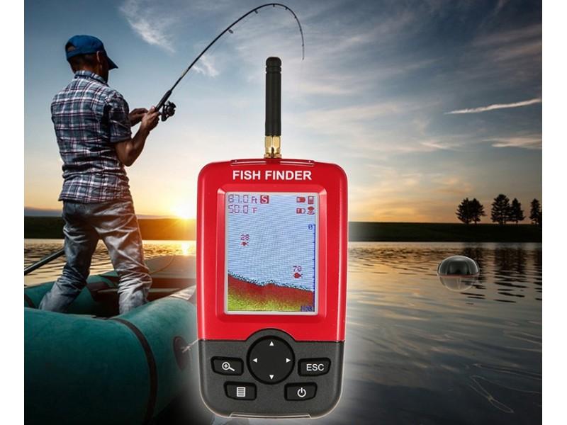Беспроводной эхолот Fish Finder