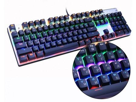 Механическая клавиатура с подсветкой