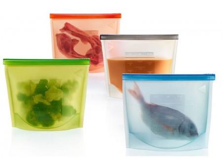 Герметичные пакеты для жидкости и продуктов