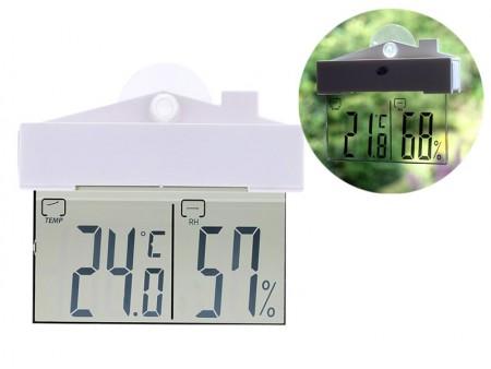 Уличный оконный термометр